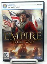 Empire: Total War (PC, 2009) Complete, Used