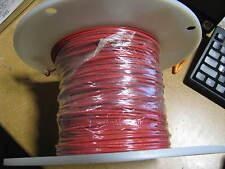 RAYCHEM WIRE ( RED ) # M22759/34-12-2  NSN: 6145-01-360-1797  500 FOOT REEL