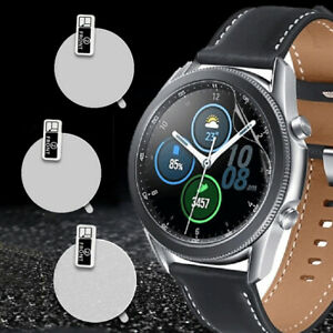 Full Cover Screen Protector For Samsung Galaxy Watch 3 45 mm