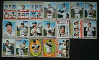 COLORADO ROCKIES 2019 Topps Heritage MASTER TEAM SET w/ SP-LL-Inserts 19 Cards
