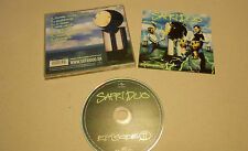 CD Safri Duo-episodio 2 II 9. tracks 2001 played a live Samb adagio...