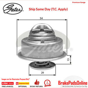 Thermostat for VOLVO 740 Estate/ Combi 745 B230FT 2.3L Petrol 4Cyl RWD TH27592G1