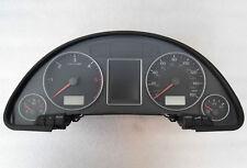 Audi A4 B6 B7 Colour Speedometer Instrument Cluster 8E0920982D 0263626213 MILES