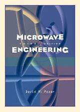 Microwave Engineering by David M. Pozar (2004, Hardcover, Revised) Int'l Version