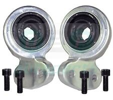 FOR BMW E46 3 Series 2 Front Lower Suspension Wishbone Arm Bushes (PAIR)