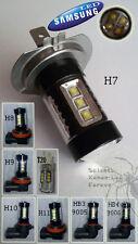 Lampada H7,H8,H9,H10,H11,HB4-9006,HB3-9005,T20 6000K LED CREE 1600LM CANBUS