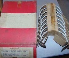 "PART NO: CRK-W024-010 Rod bearing kit, .010"".Super 55, Super 66, (550 up to Seri"