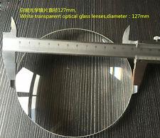 1PC Optics Double Convex Glass Lens Magnifying Glass Optical Focal Length Loupe