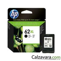 HP 62XL CARTUCCIA ORIGINALE NERA 62XL