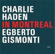 Charlie Haden / Egberto Gismonti - In Montreal (CD 2001)