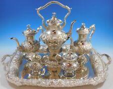Servizi da tè e caffè d'argento di arte e antiquariato