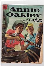Annie Oakley And Tagg #481 GD 2.0 1953 Dell See My Store