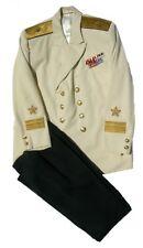 Soviet Admirals white dress uniform