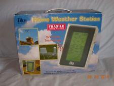BIOS Home Weather Station #BW995,  Wireless Digital Weather Station (NIB)