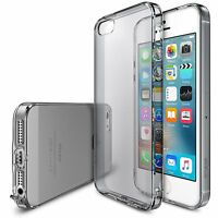 For Apple iPhone SE 5S 5 | Ringke [AIR] Clear Flexible Shockproof TPU Cover Case