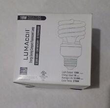 LUMACOIL 19W Flourescent Bulbs 4 Pack