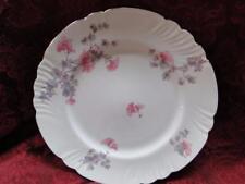 """Gustafsberg Geranium, Pink and Blue Green, Gold, Antique:Dinner Plate (s) 9 7/8"""""""