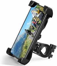 Soporte Movil Bici, Soporte Movil Moto Universal 360°Rotación Anti Vibración