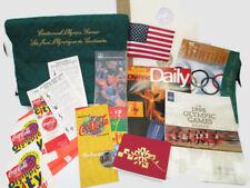 1996 Atlanta Centennial Olympics Opening Ceremony Bag Complete - UNIQUE ITEM