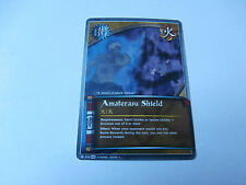 Carte Naruto Amaterasu Shield foil !!!