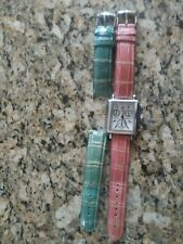 MICHELE Deco Date Chronograph Watch MW06A00 Mother of Pearl Dial 33mm 1 product