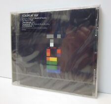 CD COLDPLAY - X&Y - NEW