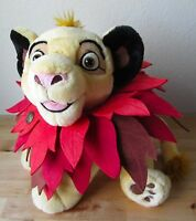 """Disney Store Lion King Simba Limited Edition Plush Doll Cant Wait To Be King 12"""""""