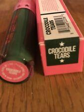 Authentic Jeffree Star CROCODILE TEARS Sale Green Liquid Lipstick