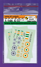 Mark I Decals 1/144 Indio Af Insignia (2 Sets) #14484