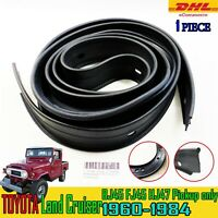 For Toyota Land Cruiser BJ45 FJ45 HJ47 Rear - Side Roof Drip Turret Rubber Seal