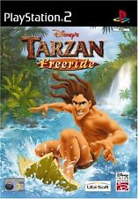 Jeu PS2 Disney TARZAN Freeride - Jeu PlayStation 2