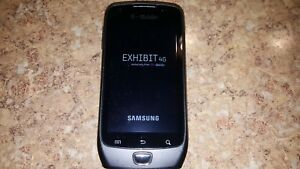 Samsung Exhibit SGH-T759 - Violet (T-Mobile) Smartphone.Fast Shipping.