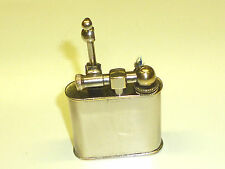 """L'AQUILON """"KW"""" ? POCKET LIGHTER WITH FRENCH TAX STAMP - 1935 - MADE IN FRANCE"""