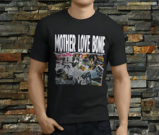 New Popular Mother Love Bone Rock Band Men's Black T-Shirt Size S-3XL