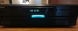 Onkyo DX-C390 6-Disc CD Changer Player  with Remote BARELY USED EXCELLENT COND.