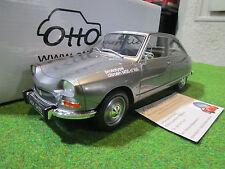 CITROEN M35 gris échelle 1/18 d OTTOMOBILE OT182 voiture miniature de collection