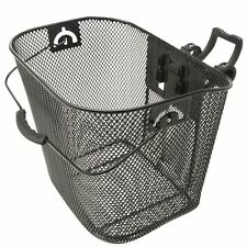 Muddyfox Wire Basket Cycling Bicycle Bike Riding Accessories