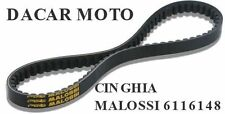 6116148 BELT MALOSSI PIAGGIO LIBERTY iGet ABS 125 ie 4T (M893M)