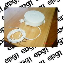 Retractable Telephone Cord Extension Manager w/ Position Lock 25Ft #Ztel25Ftmng