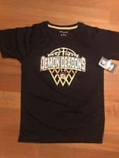 NEW NCAA WAKE FOREST DEMON DEACONS Boys Youth Large Champion T-SHIRT