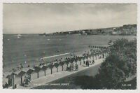 Dorset postcard - The Sea Front, Swanage - RP