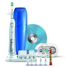 Oral-B Brosse à Dents Électrique Rechargeable Triumph 5000 + 7 Brossettes Oral B
