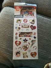One Direction 1D Band 25 Stickers, Liam, Harry, Louis, Niall