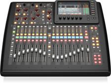 Behringer X32 COMPACT 40-Input 25-Bus Digital Console Mixer
