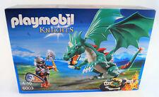 Playmobil Knights 6003 Großer Burgdrache Castle Dragon Neuware / New