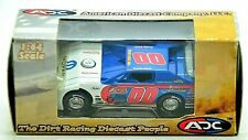 ADC Freddy Smith #00 1/64 Dirt Late Model Race Car Diecast  D6031003