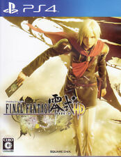 [FROM JAPAN][PS4] Final Fantasy Type-0 HD [Japanese]