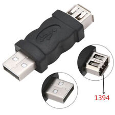 FireWire IEEE 1394 6 Pin Female to USB 2.0 Male Adapter Converter