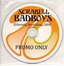 (550K) Scrabull, Badboys - DJ CD