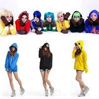 Lady Vocaloid Matryoshka miku Len Rin Gumi Cosplay Hoodies Costume Jacket Coat